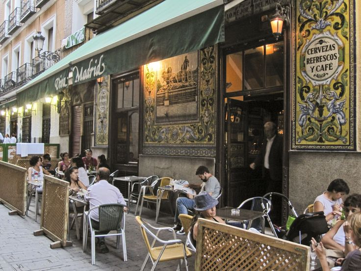 100 things to do in Madrid