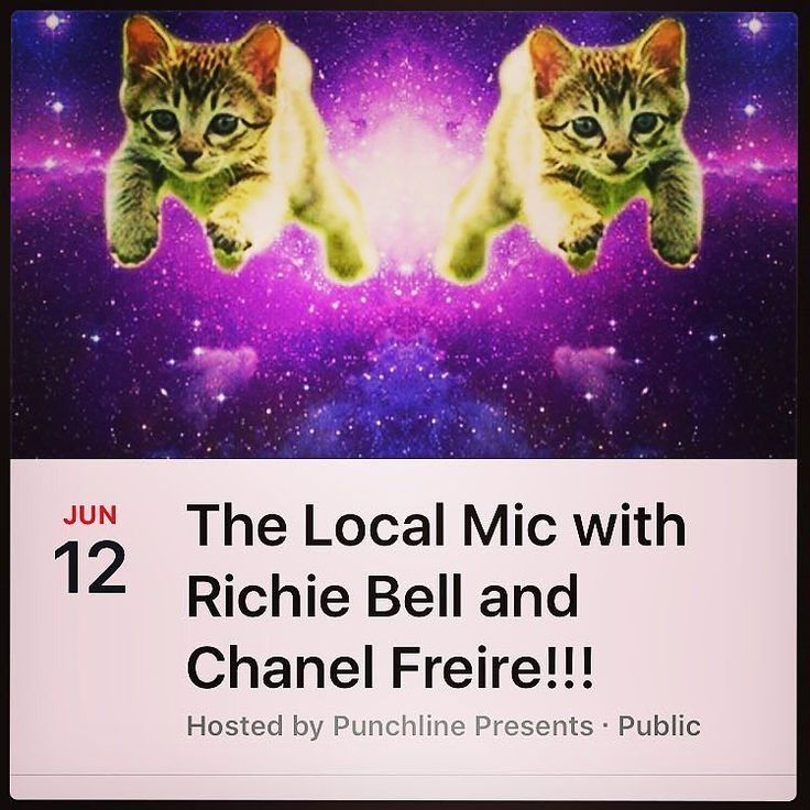 COMEDY. TONIGHT. FREE. From @thelocalhfx  Tonight at 8:30pm! Punchline presents Local Mic with Richie Bell & Chanel Freire. Free admission! #comedy #laughterisgoodforthesoul #localmic #punchline #free