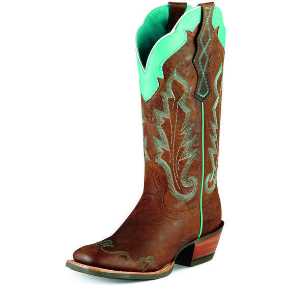 Ariat Cabellera Cowgirl Boot  14170 Carrollton Blvd Carrollton, VA  23314  https://www.facebook.com/pages/Virginia-West-Boot-Company/168514606514207?ref=br_tf