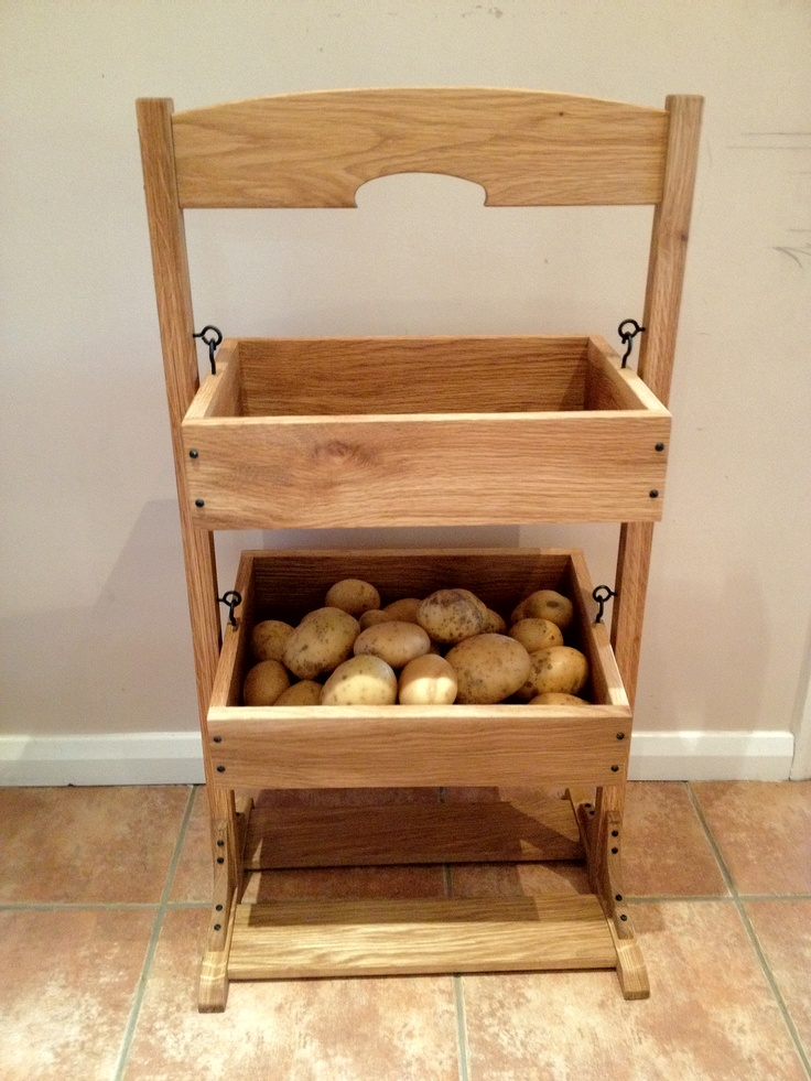 vegetable storage rack plans 2