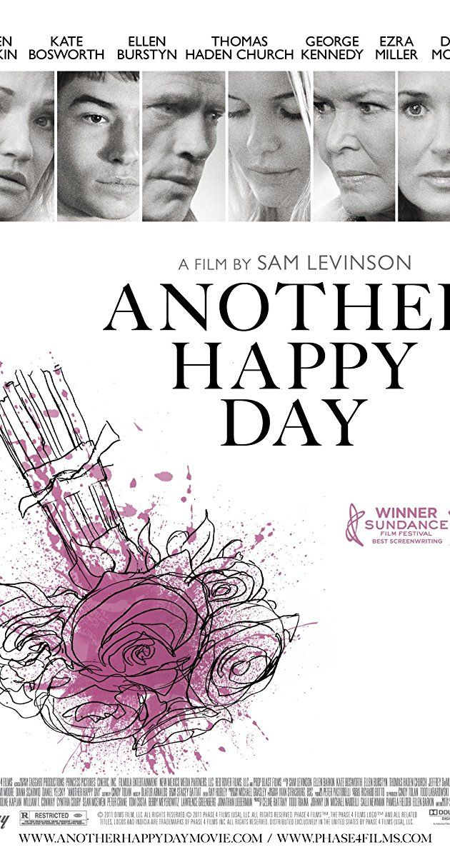 Directed by Sam Levinson. With Ellen Barkin, Ezra Miller, Ellen Burstyn, Demi Moore. A wedding at her parents' Annapolis estate hurls high-strung Lynn into the center of touchy family dynamics.
