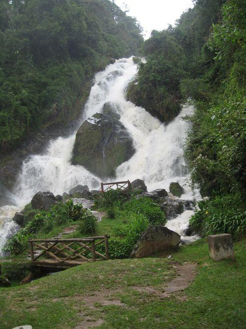 El Retiro, Antioquia, Colombia. Salto del Tequendamita.