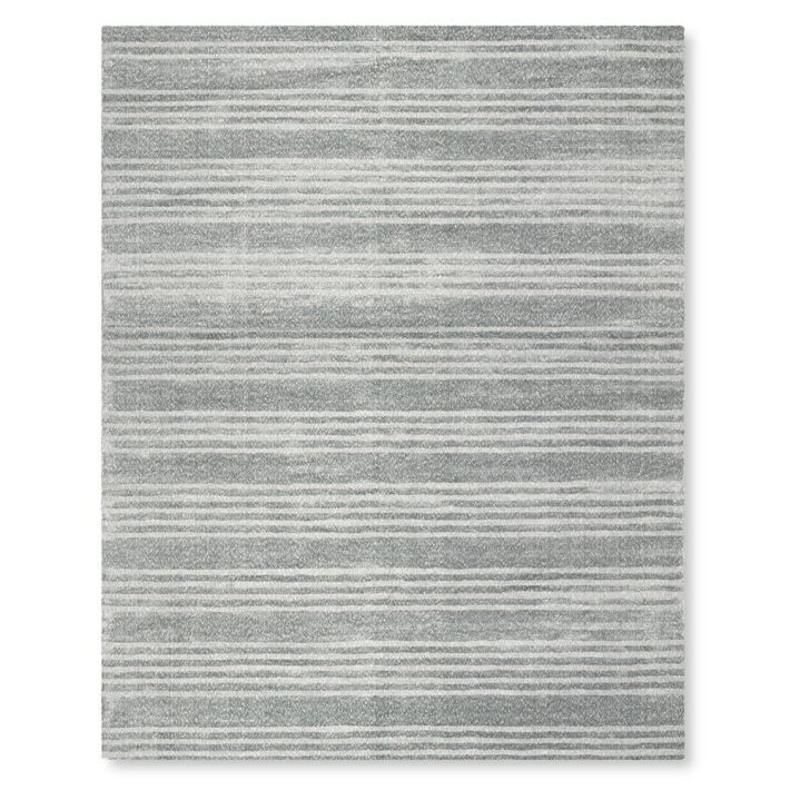 Ribbed Solid Rug