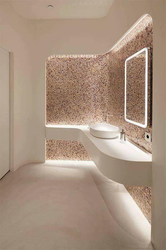 43 best Bathroom Designu0027s images on Pinterest Architecture - grune bodenfliesen holen natur design