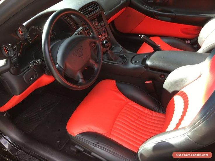 2002 Chevrolet Corvette ZO6 #chevrolet #corvette #forsale #unitedstates