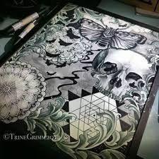 Trine Grimm art