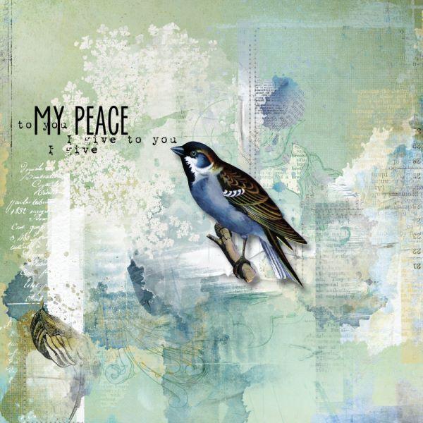 Peace Credits: Faithbooking Peace Bundle by Jen Maddocks Design.