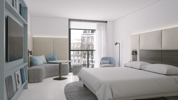 Piet Boon Styling by Karin Meyn | The design for the Amsterdam Marriott Hotel