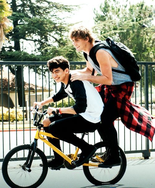 You see calum that's my husband. You see Ashton he's my husband too. That's how i roll hah.....