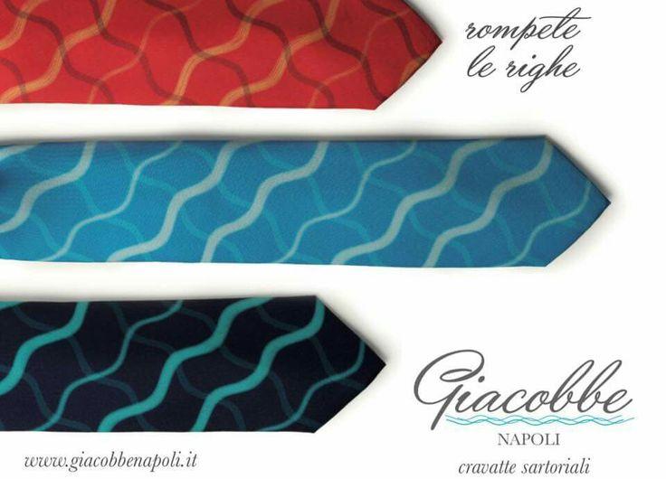 Cravatte poetiche sartoriali. Giacobbenapoli.it