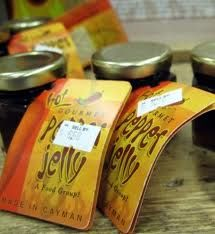 A local specialty...Pepper Jelly.