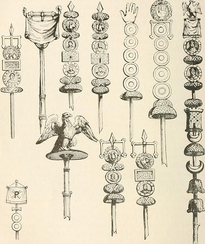 "awesome Image from page 87 of ""History of the flag of the United States of America : and of the naval and yacht-club signals, seals, and arms, and principal national songs of the United States, with a chronicle of the symbols, standards, banners, and flags of anc"