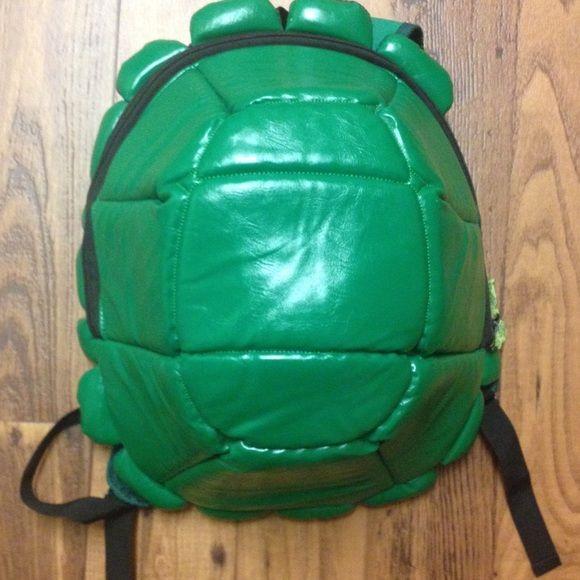 Hot Topic Accessories - Teenage Mutant Ninja Turtles Turtle Shell Backpack