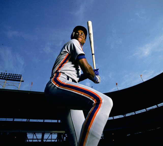 Darryl Strawberry, New York Mets