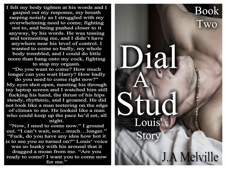 Dial A Stud 2, Louis' Story coming Early 2016.