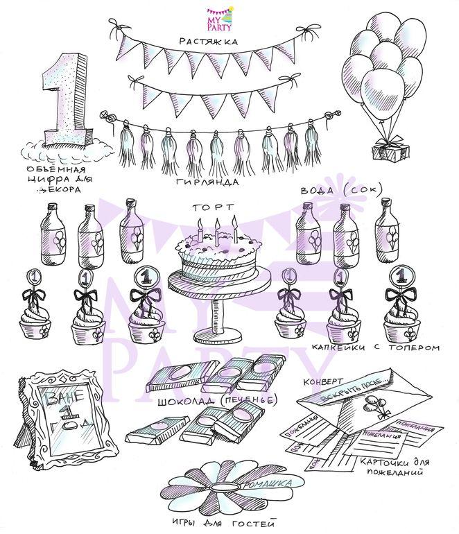 Оформление праздника - Сообщество «Новый год, дни рождения - праздники и подарки» - Babyblog.ru