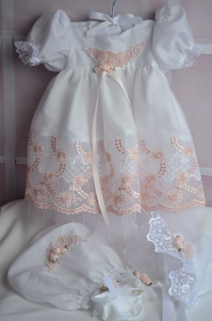 Embroiderd Tulle