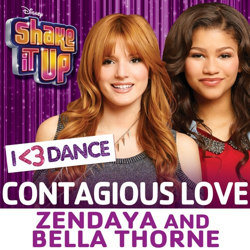 Zendaya and Bella Thorne - Contagious Love by hollywoodrecords by hollywoodrecords, via SoundCloud
