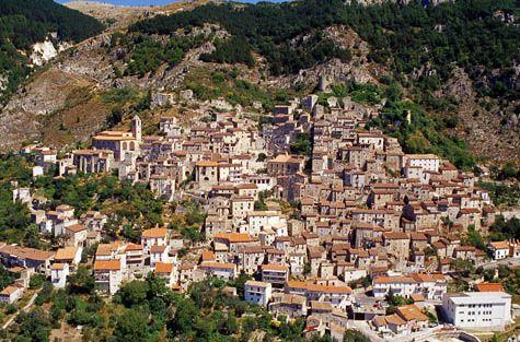 #Pesche - #Molise #Italy - #AbruzzoRuralProperty