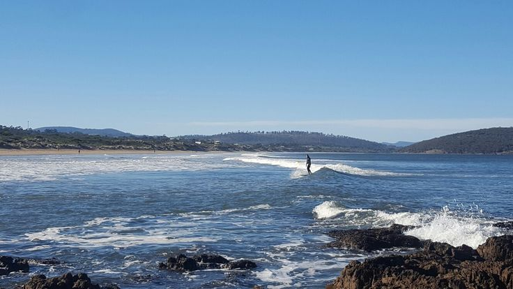 Carlton Park Beach Tasmania