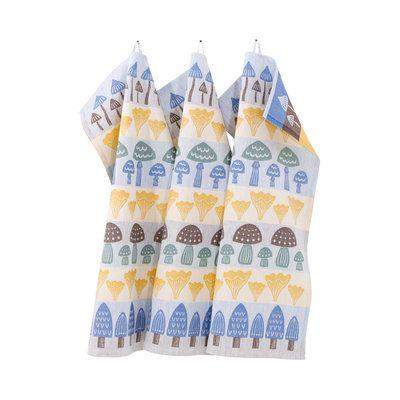 MUSHROOM KITCHEN TOWEL