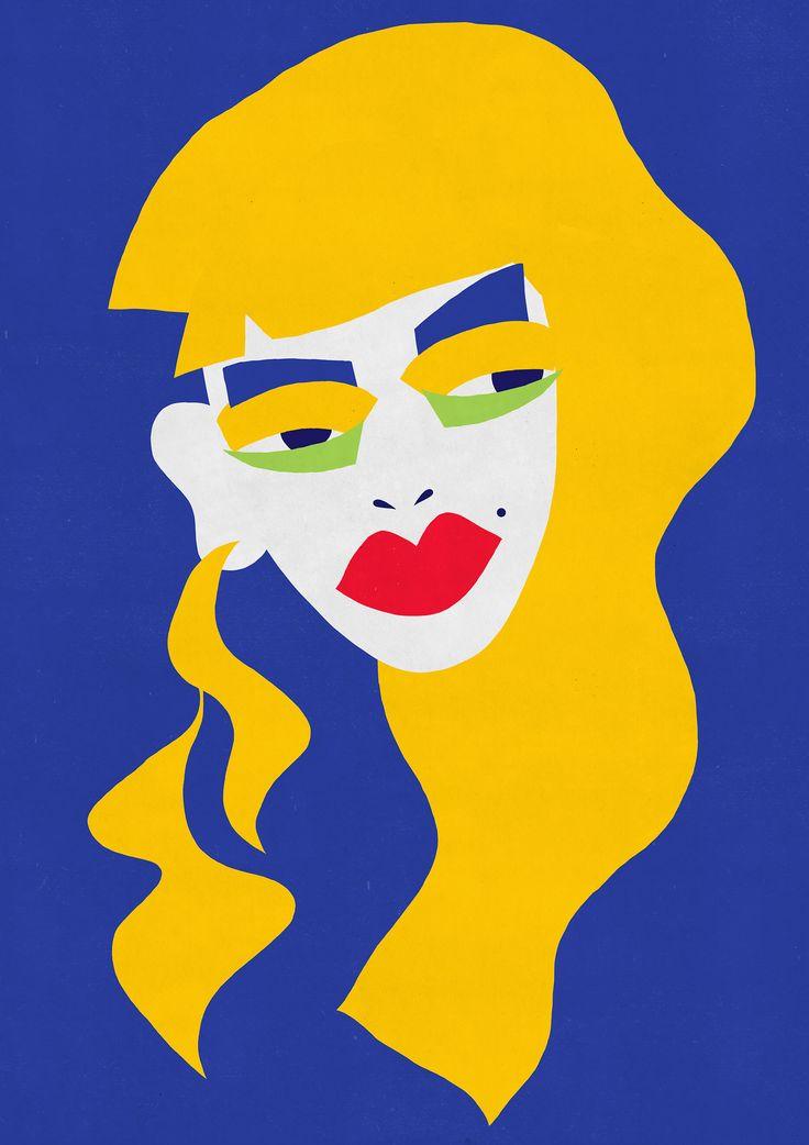 Joanna Gniady, Fashion illustration