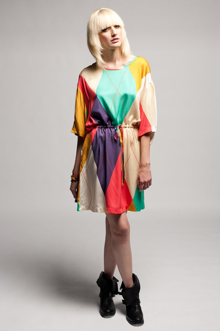 Koshka - Anrealage Circus Shirt Dress, $215.00 (http://www.shopkoshka.com/new-in/anrealage-circus-shirt-dress/)