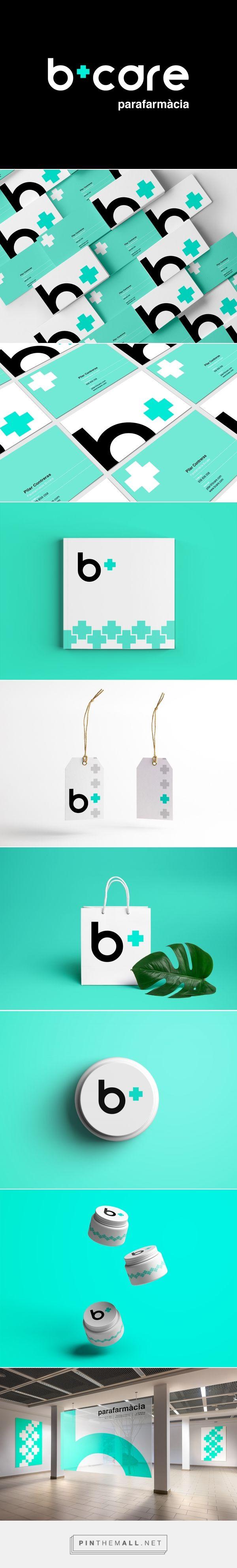 B+CARE Pharmacy Branding by Xavier Esclusa Trias   Fivestar Branding Agency – Design and Branding Agency & Curated Inspiration Gallery