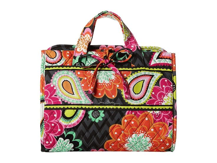 Vera Bradley Luggage Women's Hanging Organizer Ziggy Zinnia Luggage Accessory >>> Insider's special review you can't miss. Read more  : Travel cosmetic bag