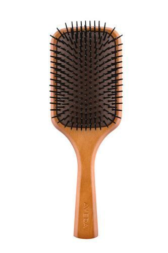 Paddle Brush This multitasking brush is great for detangling hair, ensuring a smooth blowout, or adding volume to your crown. #refinery29 http://www.refinery29.com/best-hairbrushes#slide-1
