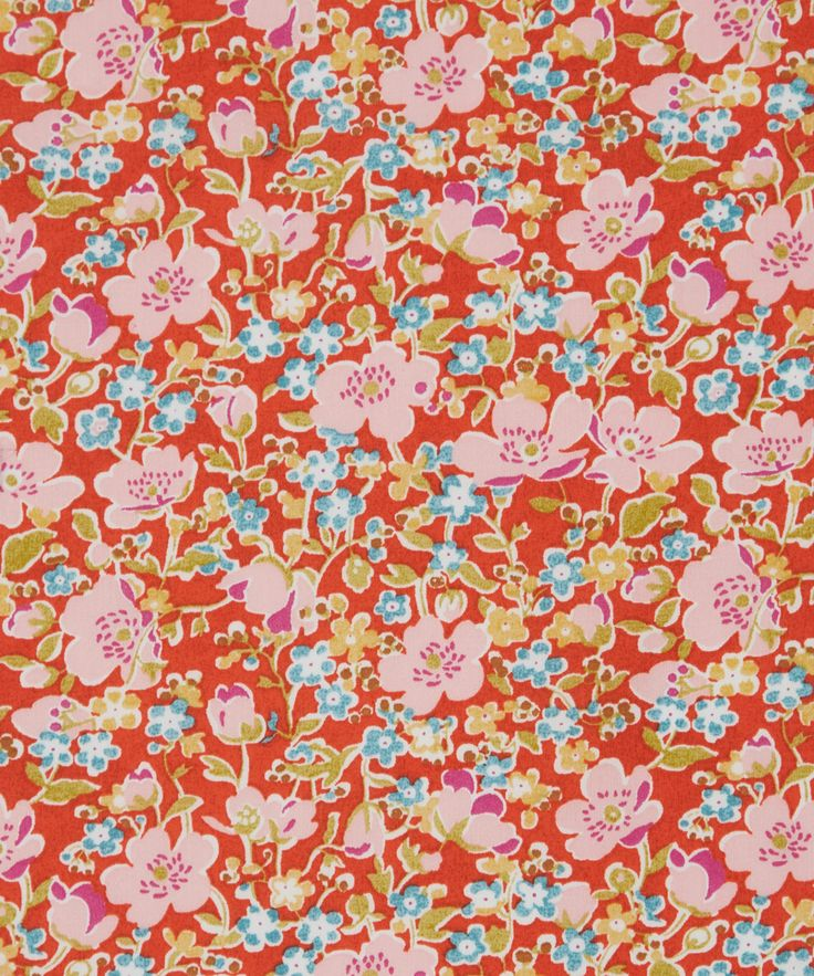 Liberty Art Fabrics John D Tana Lawn Cotton | Fabric | Liberty.co.uk