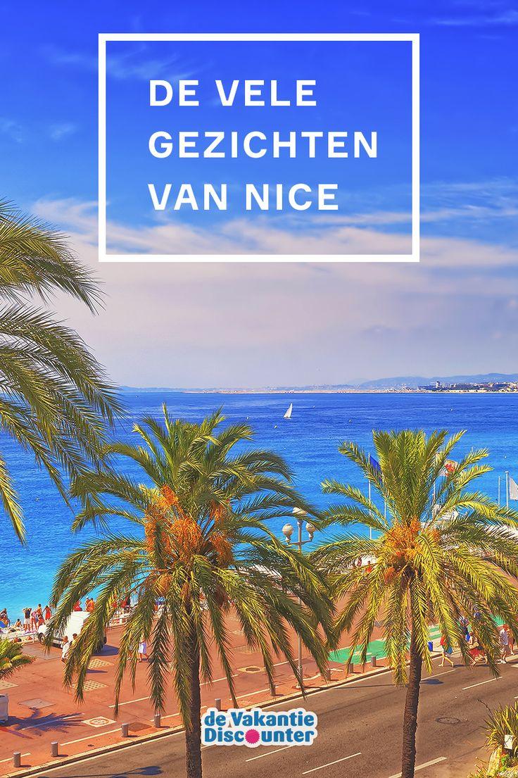 Flaneren over de boulevard, shoppen in de meest luxe winkels, schilderachtige huisjes bewonderen en cultuur opsnuiven; de Franse badplaats is zonder meer veelzijdig te noemen. Door het warme klimaat heb je direct het ultieme buitenlandgevoel te pakken, en dat op maar twee uur vliegen van Nederland. Ga je mee naar Nice?