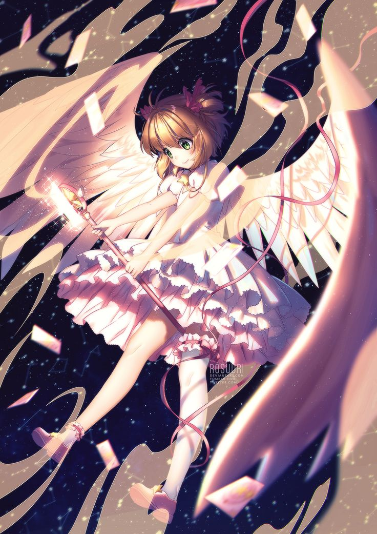 Card Captor by Rosuuri on DeviantArt
