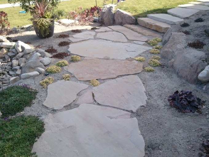 Landscape Stone Ground Cover : Best ground granite for landscaping walmart