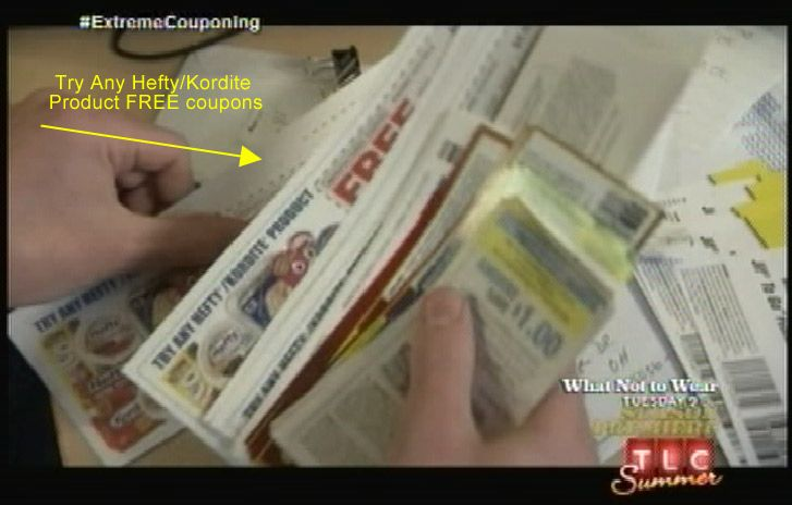 Tlc extreme couponing game