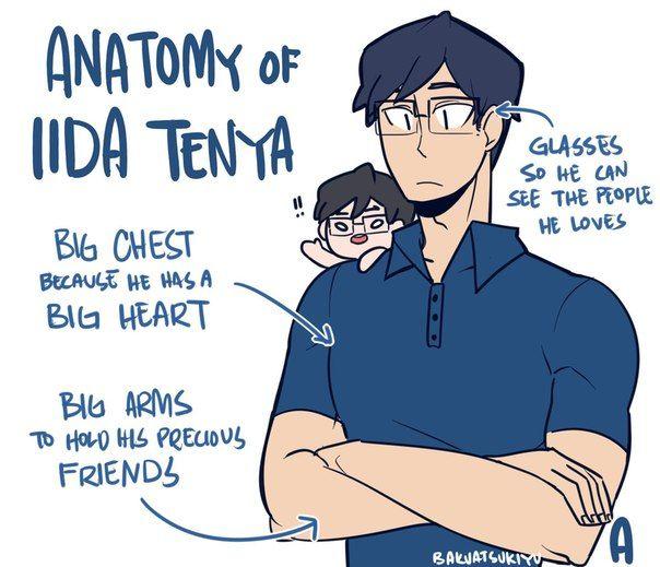 Iida Tenya My Hero Academia My Hero Academia Memes Hero