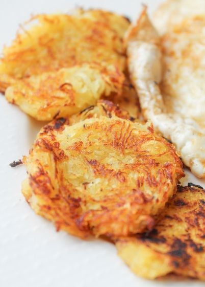 Low FODMAP Recipe and Gluten Free Recipe - Hash browns   http://www.ibs-health.com/hash_browns.html