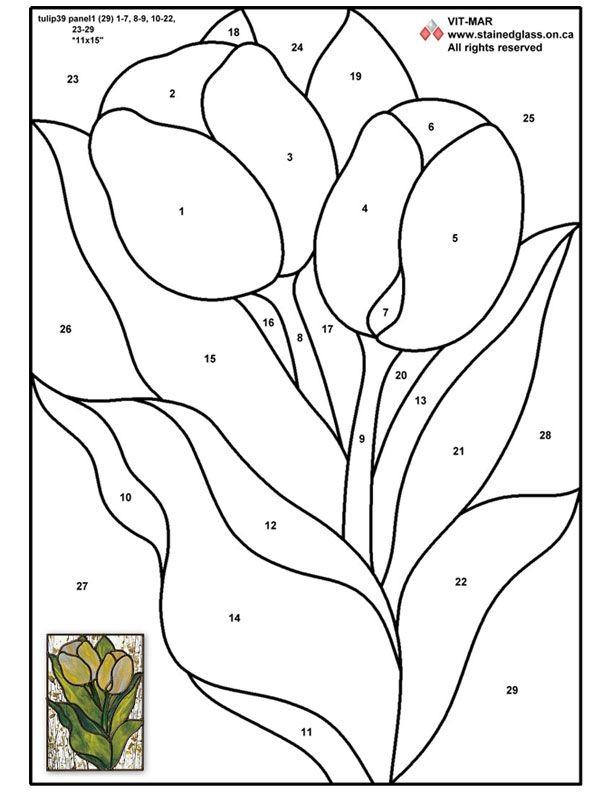stained glass patterns | Stained Glass Patterns for FREE ★ Stained Glass Patterns for FREE ...
