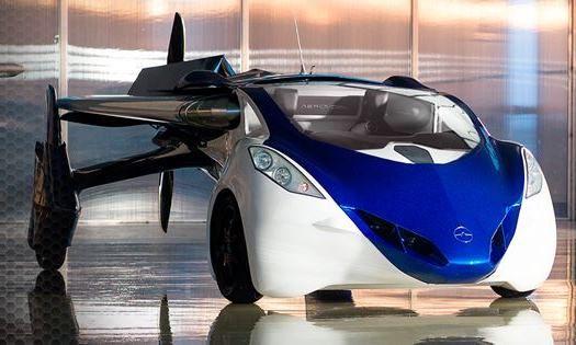 Aeromobil 3.0: dalla Slovacchia la macchina volante in prima mondiale