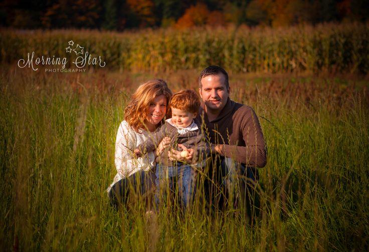 Fall family photosession
