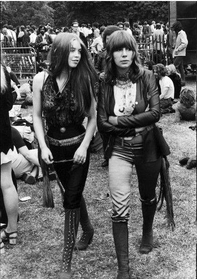 1969 Festival looks