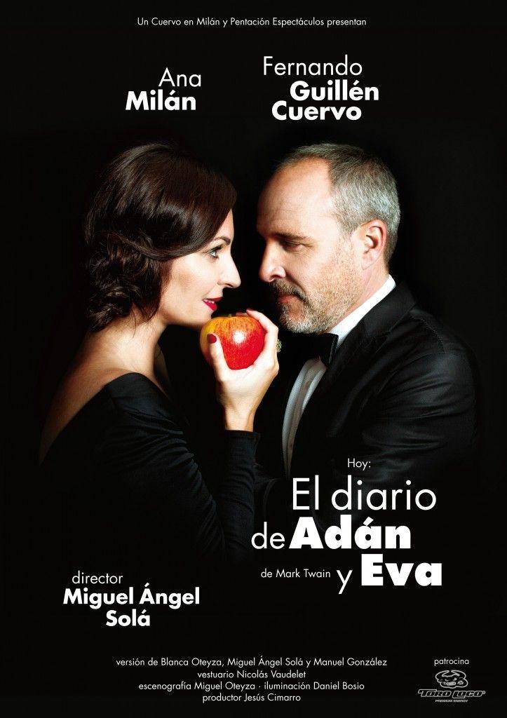 HOY: EL DIARIO DE ADÁN Y EVA, Teatro Bellas Artes