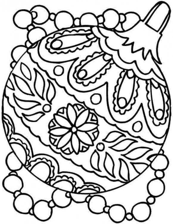 Christmas Ornaments Coloring Pages For Adults Gallery Christmas Coloring Sheets Free Christmas Coloring Pages Christmas Ornament Coloring Page