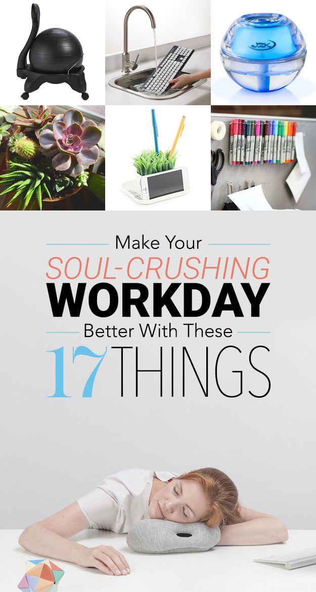 17 Fucking Awesome Things For Your Desk