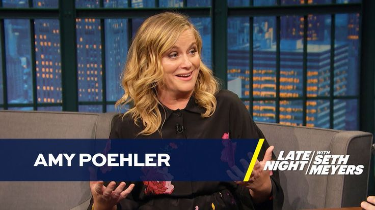 Amy Poehler Begged Will Ferrell Until He Wrote an SNL Sketch with Her