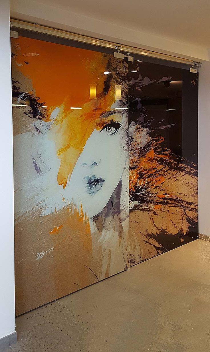 fotomural en vinilo impreso - wallcovering