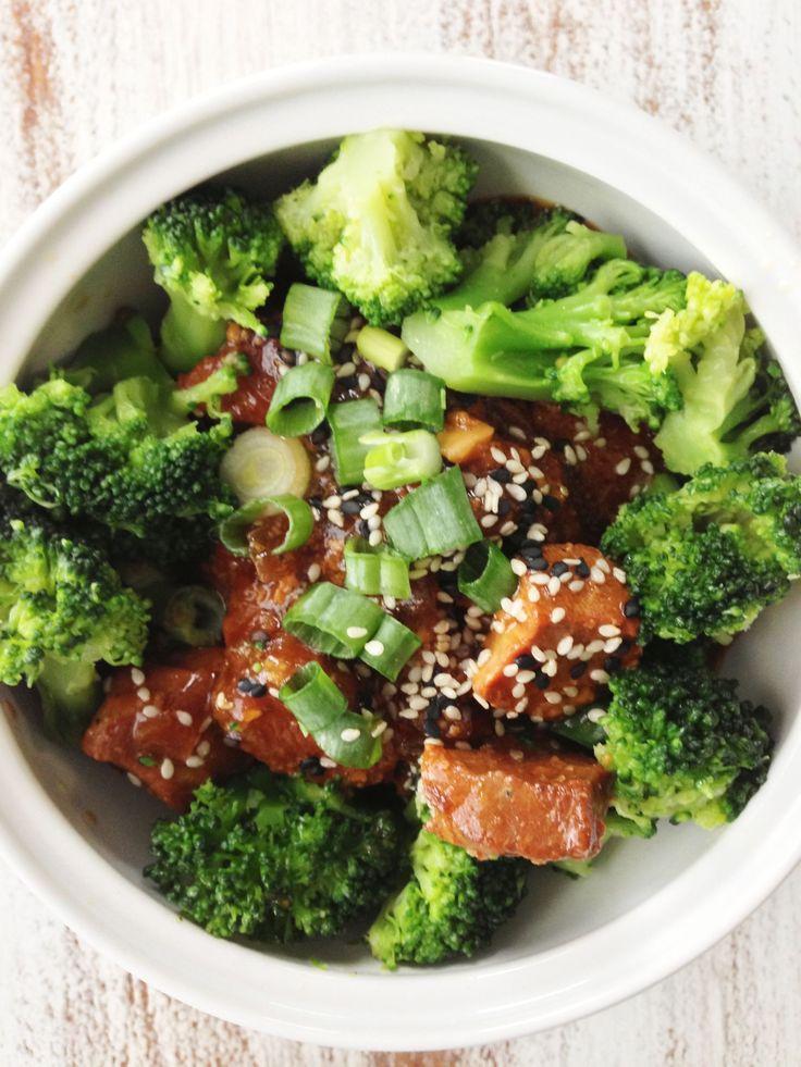 Crock Pot Honey Ginger Chicken — The Skinny Fork