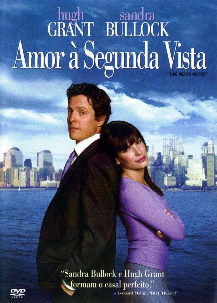 """""""Amor a Segunda Vista"""" (Two Weeks Notice - 2003)"""