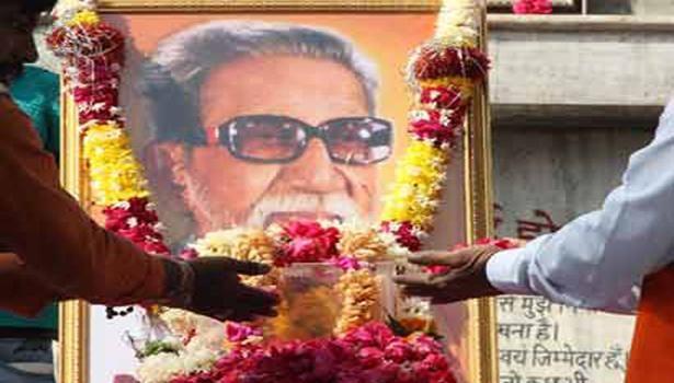 Uddhav's brother opposes Bal Thackeray's Shivaji Park memorial
