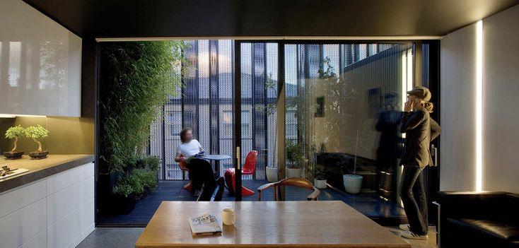 Galeria - 21 casas-estábulos / ODOS architects - 1